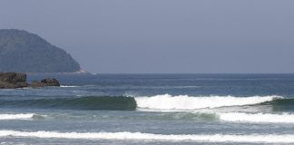Surfista desaparece em Juquehy