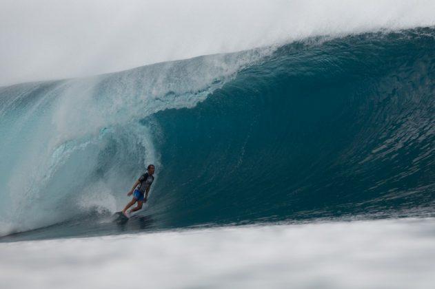 Derek Ho Volcom Pipe Pro 2015, Pipeline, Hawaii. Foto: Bielmann.