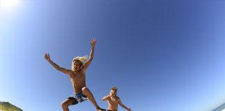 Surf + skate = diversão garantida