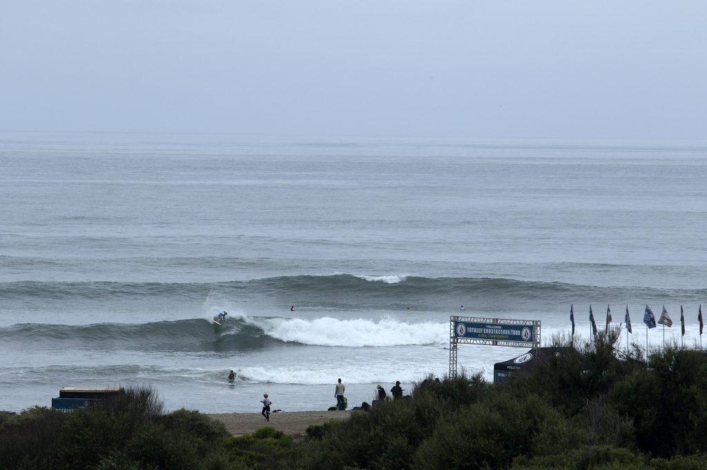 Lowers pode funcionar com ondas em torno de 2 metros.