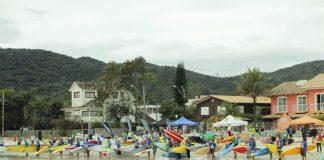 Cronograma do Porto Belo Sup Race Festival