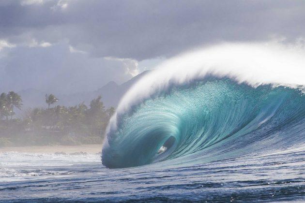 Pipeline, Havaí. Foto: Sebastian Rojas.