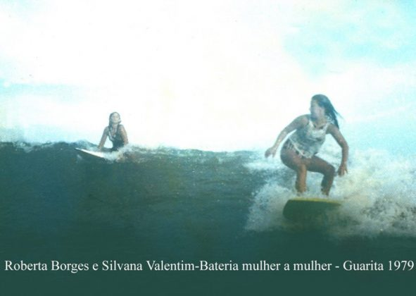 Roberta Borges e Silvana Valentim, Portugal