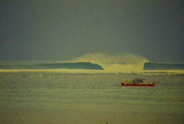 Nusa Doa, Indonésia. Foto: Gabriel Angi / Surf Van.