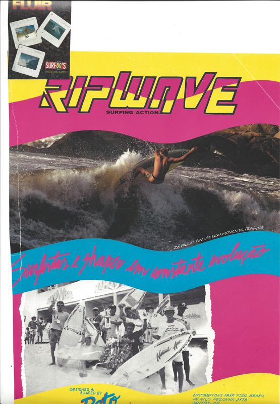 Prancha Ripwave