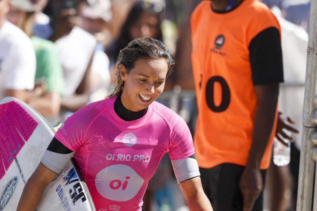 Sally Fitzgibbons, Oi Rio Women's Pro 2017, Itaúna, Saquarema