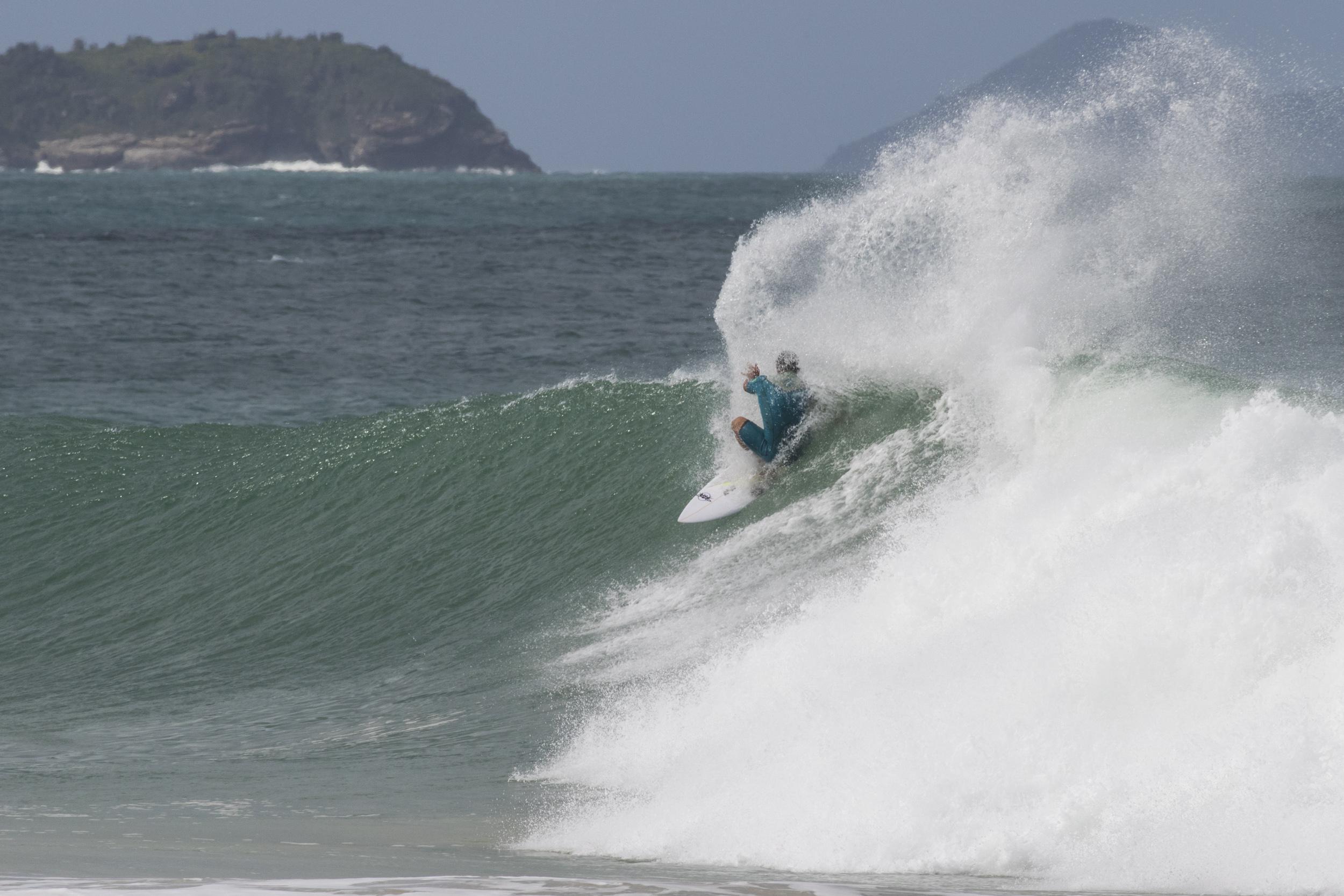 Leo Neves, Praia do Peró, Cabo Frio (RJ)
