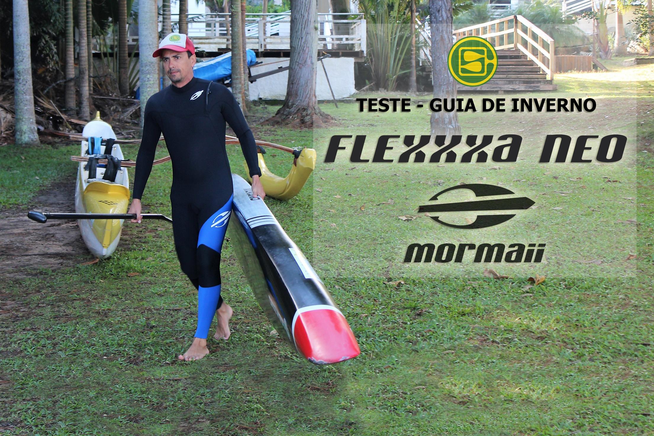 faf57081647c1 Teste Guia de Inverno - Wetsuit Mormaii Flexxxa Neo