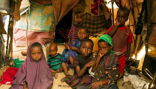Dadaab, Quênia. @edu_martinsp