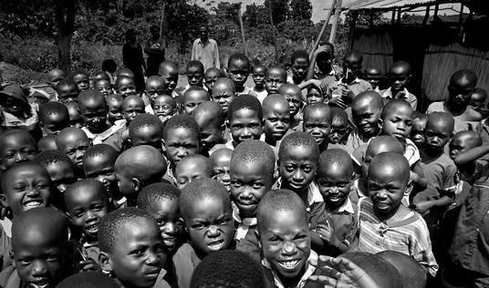Campo de refugiados na Etiópia, @edu_martinsp