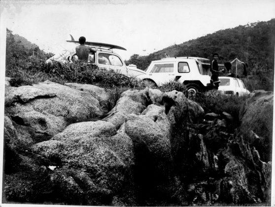 Cepilho nos anos 70, Trindade (RJ)