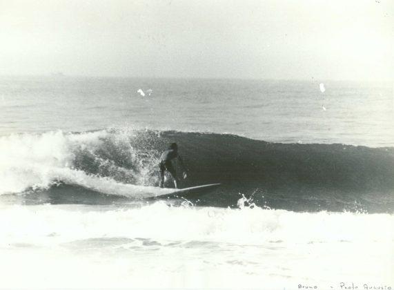 Bruno Alves na Mambucaba, 1976, Trindade (RJ)