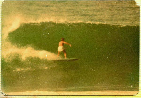 Augusto Alves no Cepilho em 1976, Trindade (RJ)