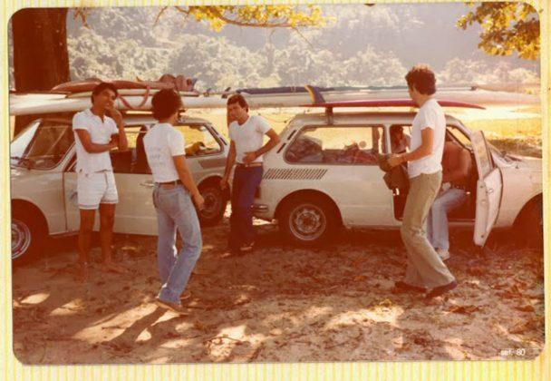 Laranjeiras anos 70, Trindade (RJ)