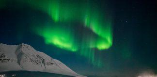 Buraco fechado no Ártico