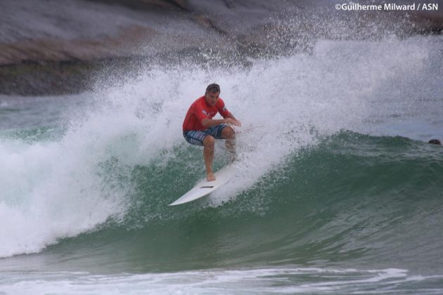 Carlos Baldaque, Circuito ASN 2017, Itacoatiara, Niterói (RJ)