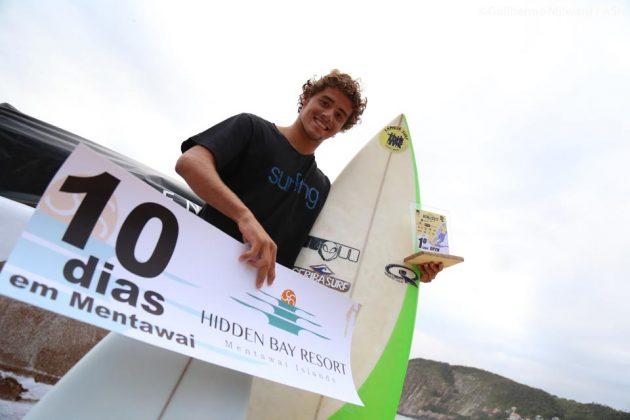 Theo Fresia, Circuito ASN 2017, Itacoatiara, Niterói (RJ)