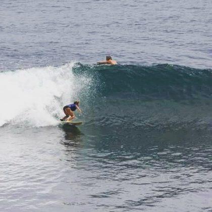 Alessandra Morimoto, Indonésia. Foto: Arquivo pessoal
