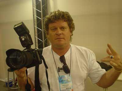 Cícero Lehmann, Surf & Beach Show 2006. Foto: Aleko Stergiou.