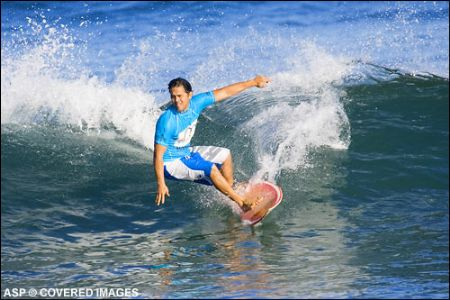 Derek Ho, OP Pro Hawaii 2006, Haleiwa, Oahu. Foto: ASP / Covered Images.