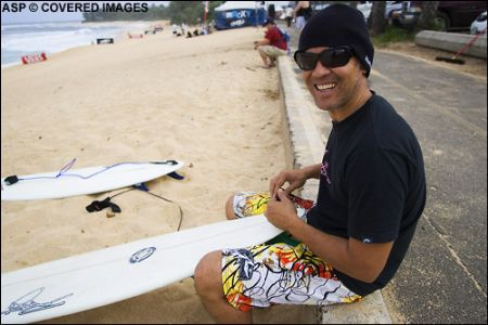 Derek Ho, O?Neill World Cup of Surfing 2006, Sunset Beach, North Shore, Oahu, Hawaii. Foto: ASP / Covered Images.