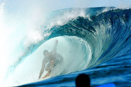 Leo Neves, Special Left, Tahiti. Foto: Aleko Stergiou.